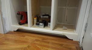 how is a cabinet toe kick decorative toekick and loss prevention day 6