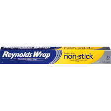 800 Sq Ft In M2 by Reynolds Wrap Heavy Duty Non Stick Aluminum Foil 35 0 Sq Ft