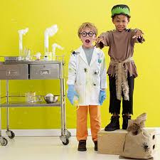 Halloween Costumes Pairs Homemade Halloween Costumes Perfect Pair Kids