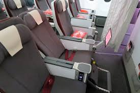 A340 Seat Map Flight Review Iberia A340 600 Premium Economy Jfk To Mad