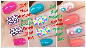 nail art rare nail polish art designs pictures concept design
