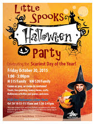 halloween party events trico centre