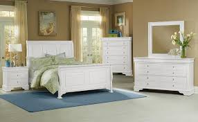 White Queen Sleigh Bed Home Comfort Furniture Bedroom Sets Raleigh U0026 Cary Nc
