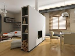 Laminate Flooring Room Dividers Admirable Multi Purpose Wall Divider Design Ideas Features Built