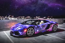 who made the lamborghini aventador lamborghini aventador roadster galaxy by dxsc hiconsumption