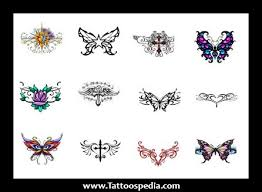 small lower back tattoos for