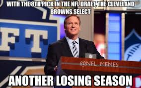 Cleveland Browns Memes - nfl memes on twitter the cleveland browns select http t co