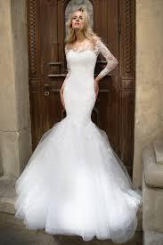 robe mariã e manche longue robe de mariée sirène manches longues oksana mukha