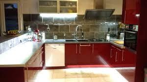 eclairage led cuisine plan de travail ruban led pour cuisine founderhealth co