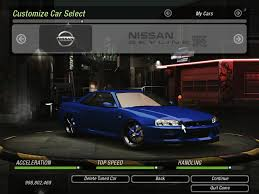nissan skyline r34 paul walker nfs underground 2 nissan skyline gtr r34 by 850i on deviantart