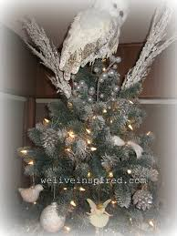 lighted tree topperselschristmas vintage