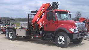 boom truck class iv articulated crane training commercial