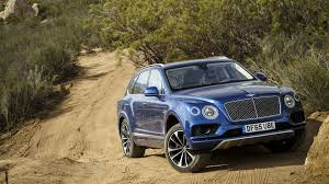bentley bentayga silver 2017 bentley bentayga review