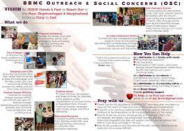 outreach u0026 social concerns