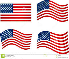 Americsn Flag American Flag Illustration 41098592 Megapixl