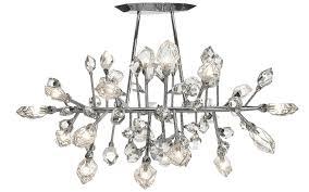 Chandeliers Austin Saint Louis Crystal Excess 20 Light Horizontal Chandelier Kneen