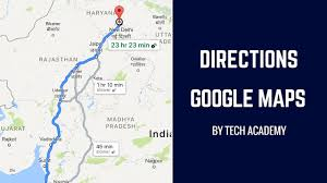 Build Your Own Android App 14 Mapping Your Way To Google Maps by Show Directions Google Maps Tutorial Android Tutorials Youtube