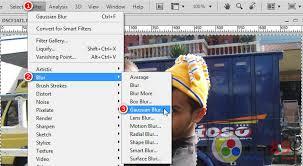 membuat latar belakang foto blur dengan photoshop cara membuat efek blur pada foto dengan photoshop video tutorial89