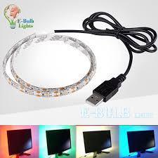dc led strip lights dc 5v usb cable led strip light 2835 smd3528 flexible led stripe