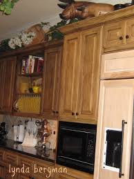 Special Kitchen Cabinets Lynda Bergman Decorative Artisan Painting New Wood To Match Old