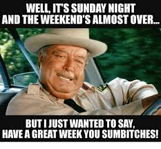 Sunday Night Meme - sundaynight twitter search