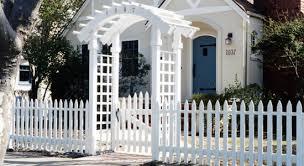 picket fence gallery sierra fence