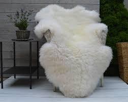 Calf Skin Rug Floor Calfskin Rug Fake Sheepskin Rug Faux Fur Rugs