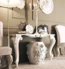 Antique White Console Table Room Design Trends Modern Console Tables For Interior Decorating