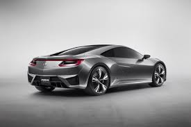 How Much Is The Acura Nsx This Is Not The Production Version Of The 2015 Acura Nsx This Is