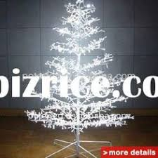 white outdoor lighted christmas trees 6 foot cascade pre lit white twig christmas tree with 400 clear