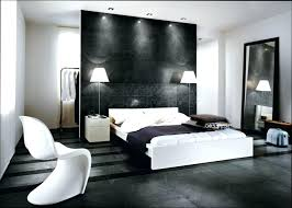 chambre noir et blanc design deco chambre noir chambre noir et blanc design chambre deco