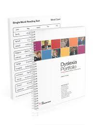 dyslexia writing paper dyslexia portfolio complete set acer dyslexia portfolio complete set