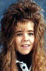80s layered hairstyles most awesome 80s hairstyles revisited daily telegraph