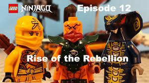 lego ninjago halloween costume lego ninjago world of djinn episode 12 rise of the rebellion