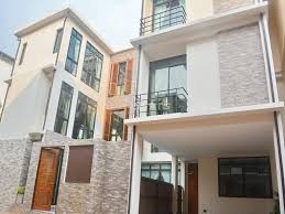 houses with 4 bedrooms 4 bedroom single house with private pool close to the bts thonglor
