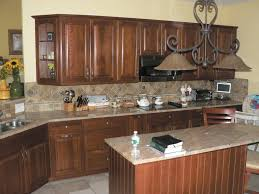 Wondrous Brown Wooden Kitchen Cabinetry by Kitchen Cabinets Albany Ny Kitchen Design