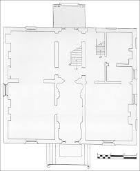 How To Draw A House Floor Plan Decatur House Visual Evidence 2