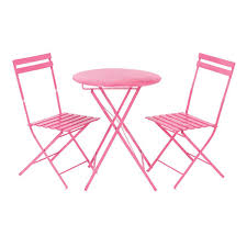 Ornate Metal Folding Bistro Chair Dining Room Amazing Folding Pro Metal Iron Bistro Setcafepatio