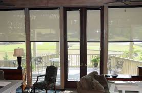 Solar Shades For Patio Doors by Solar Shades For Patios U2013 See Through Shades U2013 Blinds Galore And More
