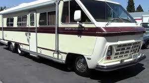 jdi2828 1984 34 u0027 sportscoach rv motorhome walk around youtube