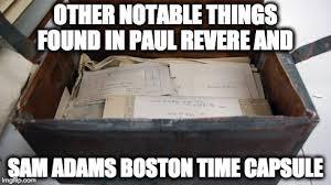 Boston Meme - meme d from the headlines boston time capsule the interrobang