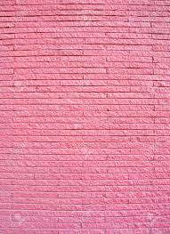 Pink Brick Wall Pink Painted Brick Wall Stock Photo Picture And Royalty Free