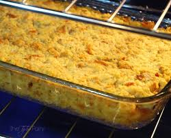 cornbread dressing casserole the tiptoe