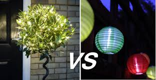 wired landscape lighting wired vs wireless garden lights which lights are best for your