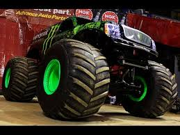 monster jam monster energy monster truck freestyle