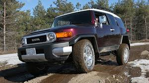 used toyota fj cruiser review 2007 2014