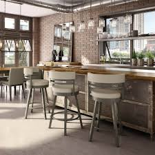 Bar Stool With Cushion Dining Room Outstanding Counter Bar Stools Wrought Iron And
