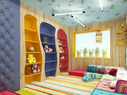 Modern Ideas For Kindergarten Interior Decor  Creative Home - Creative home designs