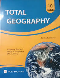 amazon in buy icse total geography 10 revised edition book