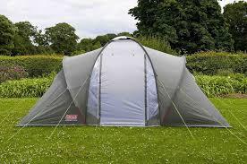 tente 4 places 2 chambres mon test complet de la tente ridgeline coleman ma tente familiale